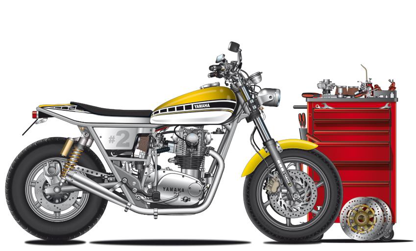XS650 DENIS