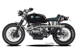 SCRAMBLER BMW
