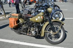 Une belle Harley