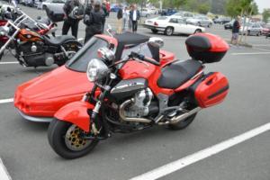 Un Side Moto Guzzi