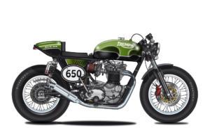 POSTER NORTON 500 MANX 1960