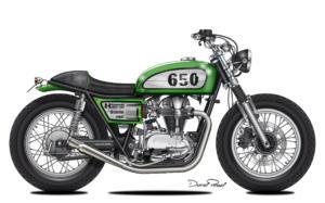 BOBBER W650