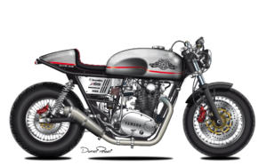 CAFE RACER XS 650